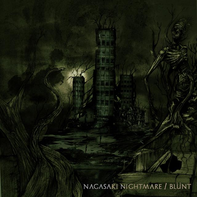 NAGASAKI NIGHTMARE / BLÜNTsplit – LP