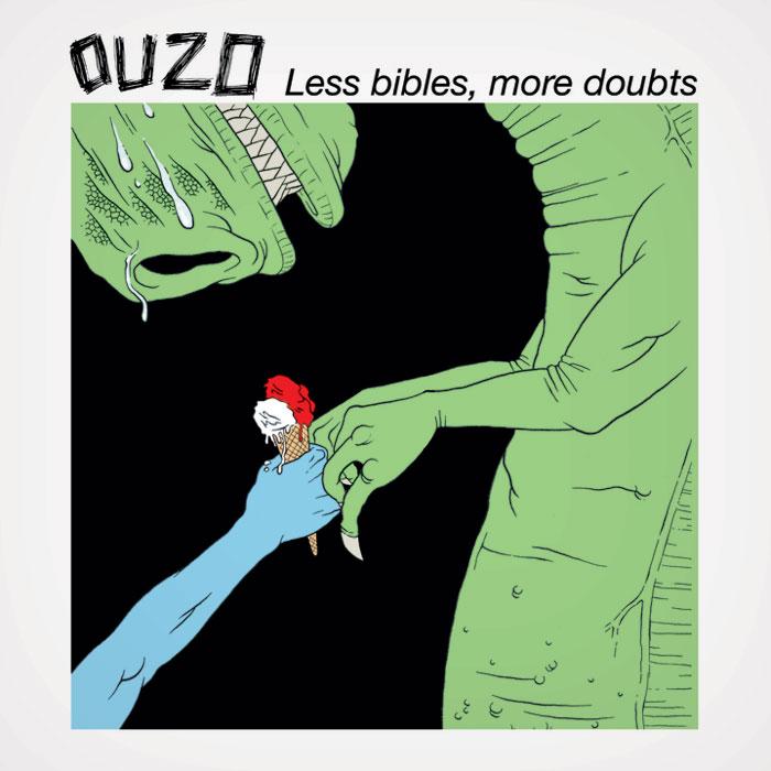 OUZOLess bibles, more doubts – DIGIPACK