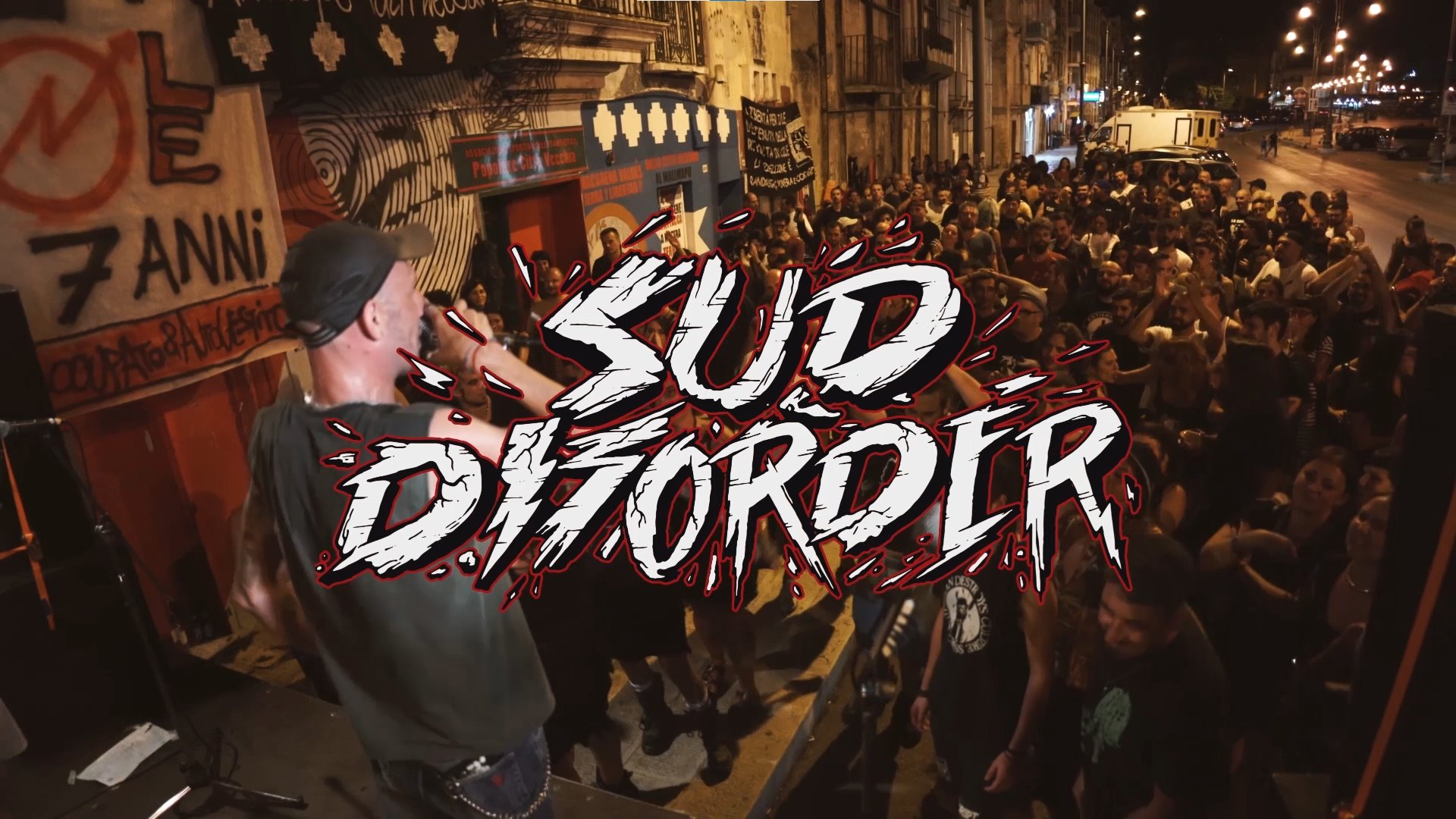 POISON CITY IRON FRONT new videoclip from SudDisorder is OUT NOW!!!