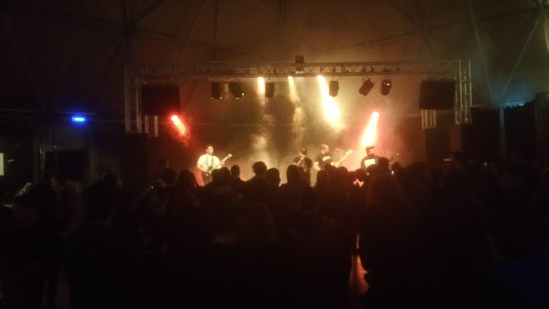 Undernoise Hardcore Fest @ Alcuni media, saluti & baci