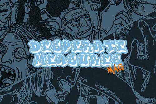 """desperatemeasures.it : recensione di """"no Redemption"""" degli Sputa"""